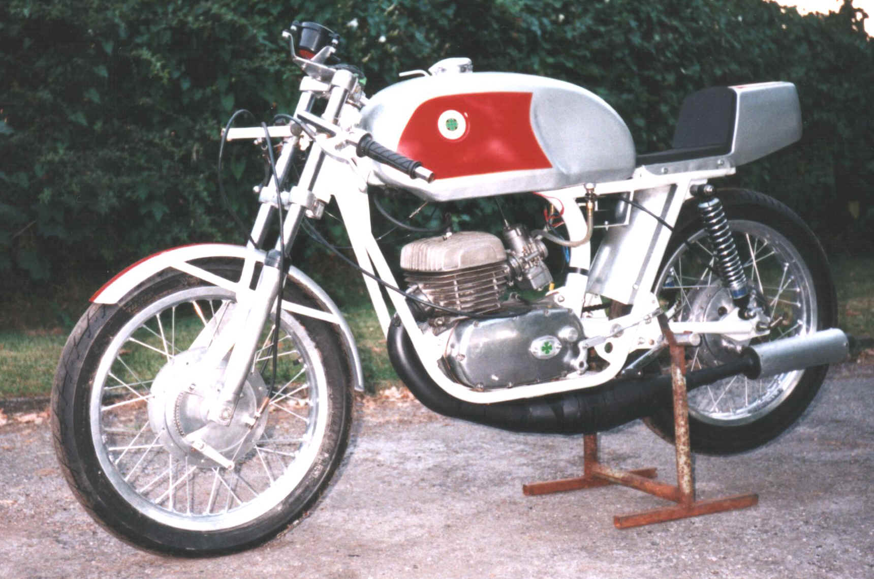 MotoCarStyle LewisportUSA, OSSA Trials Motorcycles